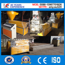 FACTORY SUPPLIER WASTE PLASTIC GRANULATING MACHINE