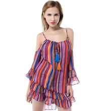 sh10179a American style lady clothing wholesale all types of ladies chiffon dresses