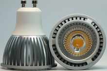 HOT 5W COB LED Spotlight GU10 AC85-265V