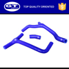 silicone hose kits for Honda Motorcycle CRF450 silicone radiator hose Y kit 2009
