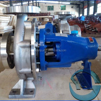 BS EN733 Standard Centrifugal Water Pump