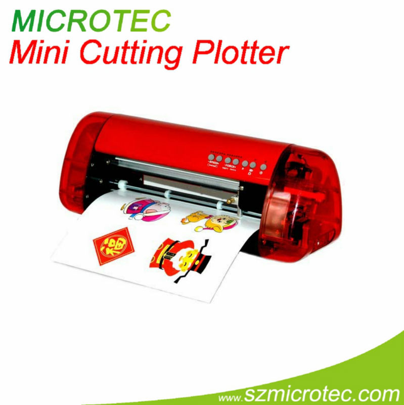 Cutting plotter mini cheap vinyl cutter for cutting vinly china