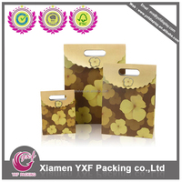 fine-printed beautiful paper bags gift bags