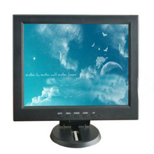 "12"" touch button car monitor LCD monitors with touch"