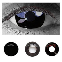 144 styles wholesale Meetone cosplay crazy halloween contact lenses