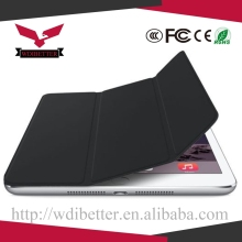 Brand Best Quality Factory Price Alibaba Express Leather Cover for Ipad Air 2 Flip Case
