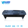Vault Electric Flip Hidden multimedia tabletop Socket for Conference Table and support custom make