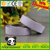 stationery water soluble adhesive tape paper