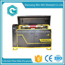 2017 new model CNC 5 axis water jet cutting machine for glass cutting