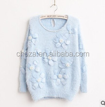 C63330A Europe design newest cheaper knitwear for women