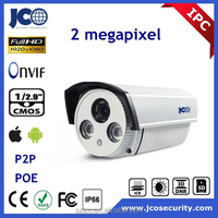 2MP IR-CUT switch ip66 outdoor security camera system ip housing p2p camera