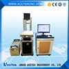 High speed mini co2 laser engraving machine/co2 laser marking machine for nameplate,logo and road sign
