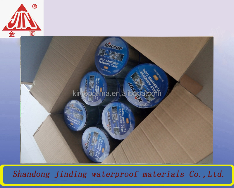 Waterproofing Tape/Self adhesive asphalt Tape membrane for roofing
