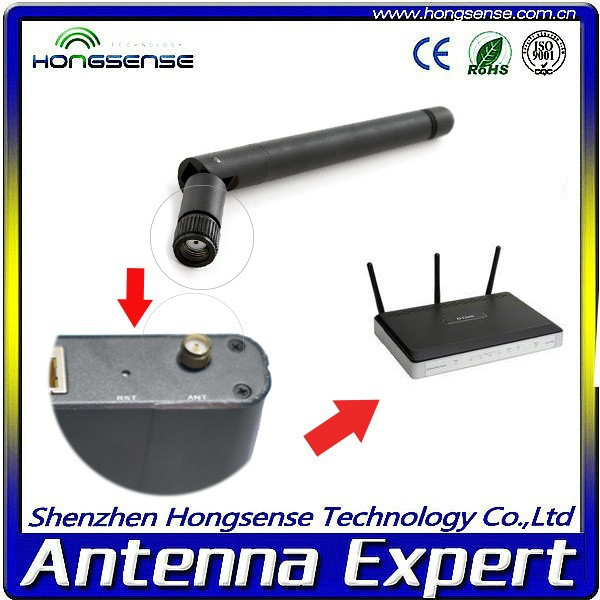 Factory Price Omni directional camera 2.4g Antenna for Huawei Modem