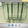 6.38mm-17.52mm laminated glass bullet proof glass manufacturer for building auto with CE & ISO9001
