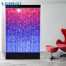 Modern Dancing Acrylic Bubble Wall for Home Decor