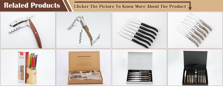 Factory wholesale good quality stainless steel wine opener