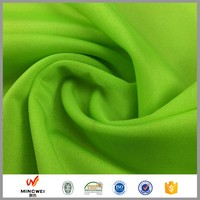 Make-to-Order Supply Type Polyester Nylon Spandex Material Weft Tricot Fabric
