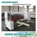 GM-1350 type of full automatic corrugated paperboard rotary die cutter machine