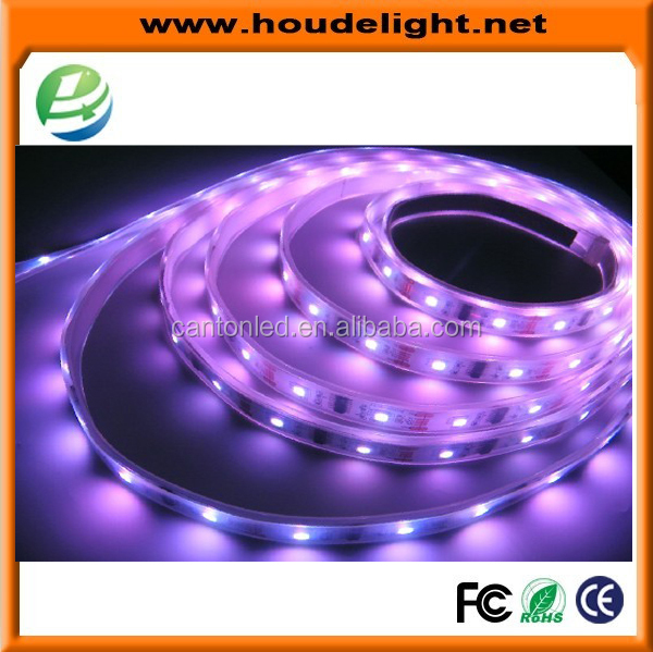 3528 rgb dream color 6803 ic led strip light for christmas decoration