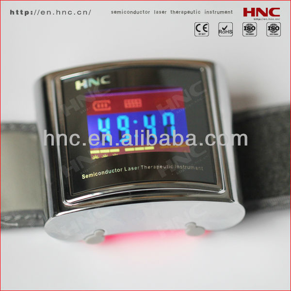 HNC cold laser device allergic rhinitis treatment diabetic equipment low level laser therapy apparatus low therapy