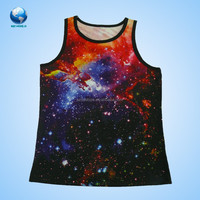 2015 new design stringer tank top with exellent quality