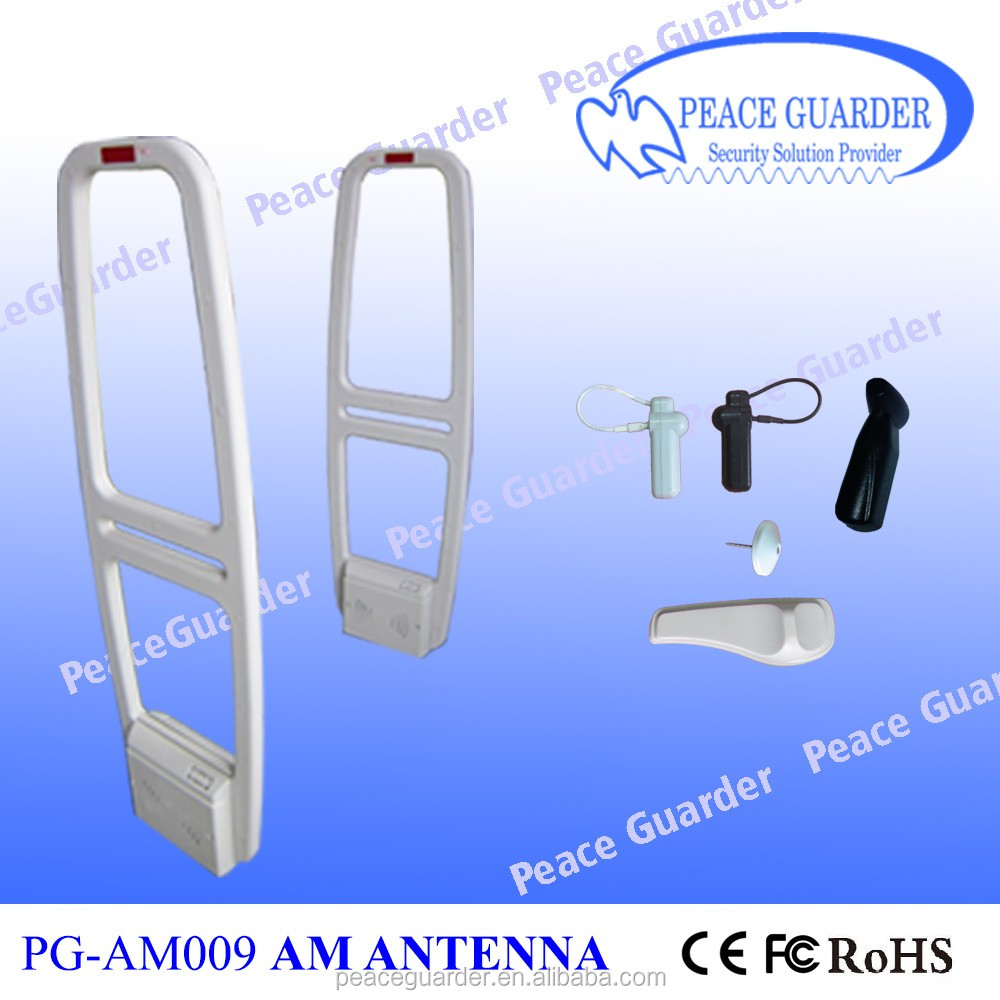 58KHZ Retail security gates anti shoplifting system for garment stores PG-AM009
