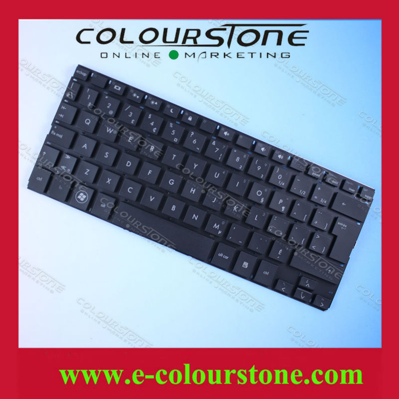 New Canadian French Laptop Keyboard For HP MINI 5103 MINI 5102 MINI 5101 Series Black 570267-121 6037B0042027