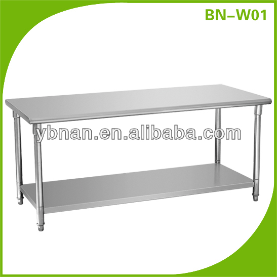 kitchen equipments for restaurants using hotel tables