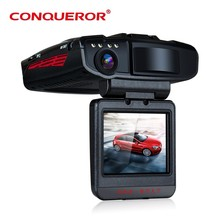 All in one Full HD 1080P vehicle camera dvr car blackbox