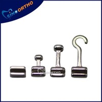 Orthodontic surgical hook
