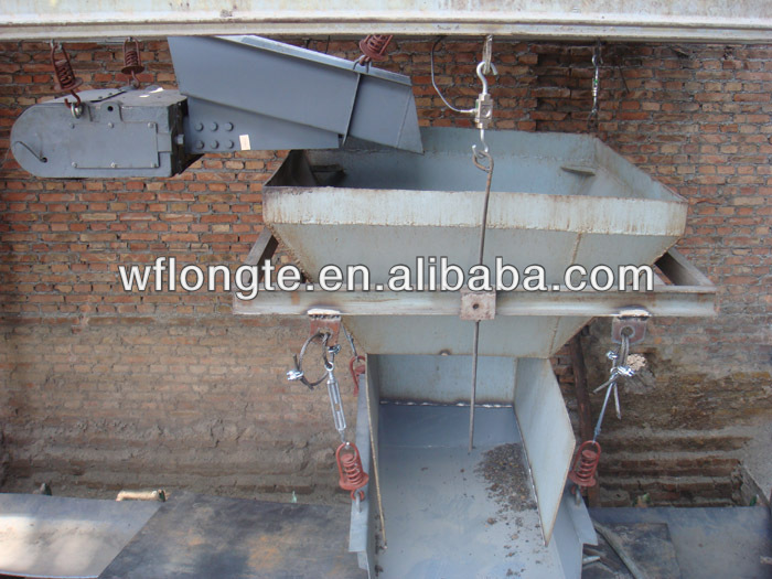 Electromagnetic vibratory conveyor systems-manufacturer
