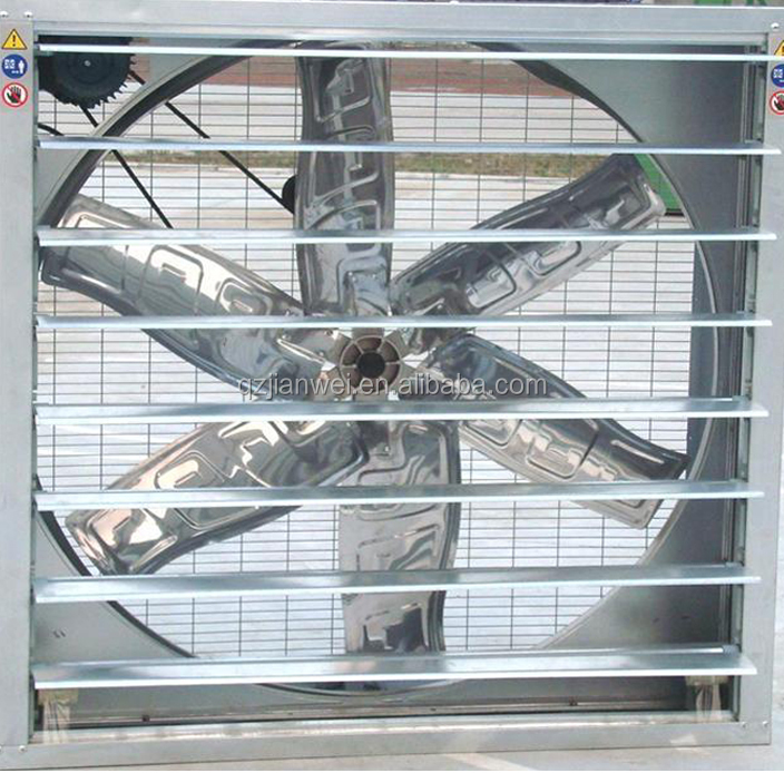 poultry farm ventilation fans,warehouse ventilation fans Shutter suction fan