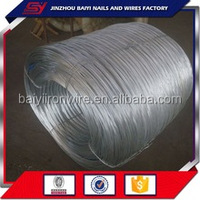 Suppliers Hot Dipped Galvanized Steel Binding Wire