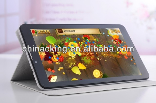 7 inch Android Tablet MTK6577 Dual Core 3G Phone Call