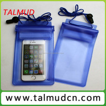Wholesale waterproof mobile phone pouch case bag
