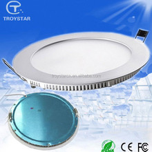 4W New Led Panel Light with CE RoHs 80lm/w Round 105mm panel lights