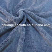 2013 New pure color coral fleece blanket fabric, coral fleece ,for wholesale