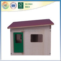 Customed Wooden Toy Farm For Kids