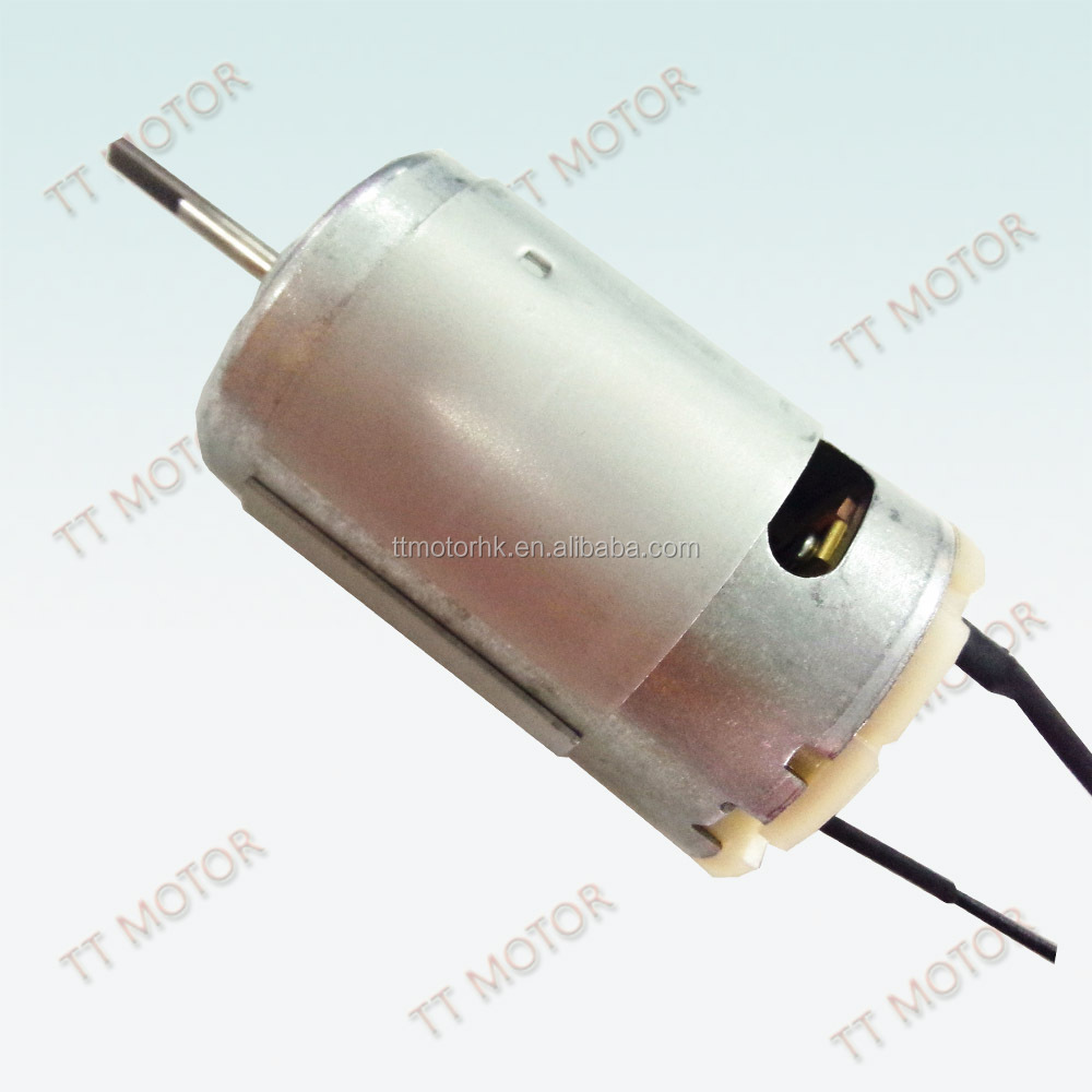 12v mini dc generator small battery powered motor