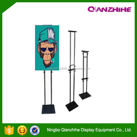 Sturdy adjustable display holder fashion school easel standing