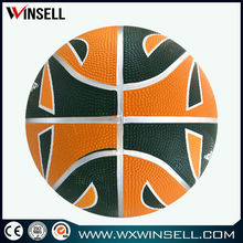 boardgame rubber basketball landle made with black logo