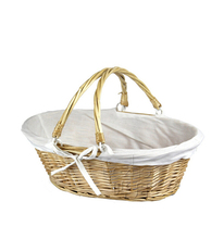 wicker basket wholesale gift Baskets empty gift basket