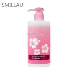 Hot sale smooth sliky cherry body cream
