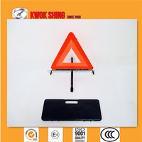 car warning triangle, safety reflector warning triangle