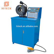Hot sale 2 inch hydraulic hose crimping machine 3kw HT-91C-6 distributor