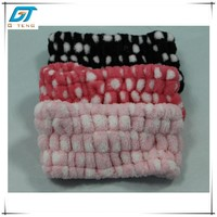Dotted Polyester Headband
