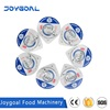JOYGOAL Yogurt cup aluminium foil sealing lids for plastic cups