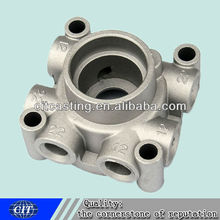 Custom made casting a356 t6 aluminum alloy die casting