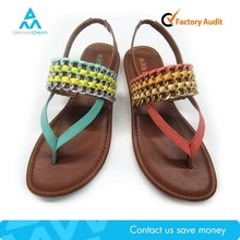 variety outdoor rainbow strapless sandal , outsole native rown sandal